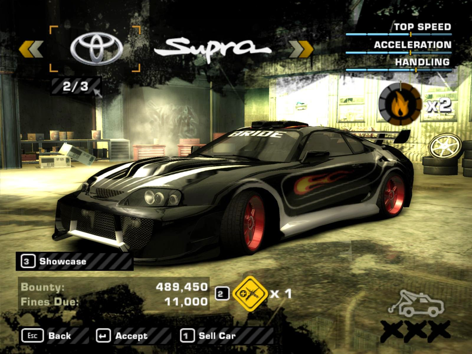 need for speed most wanted ps3 2005